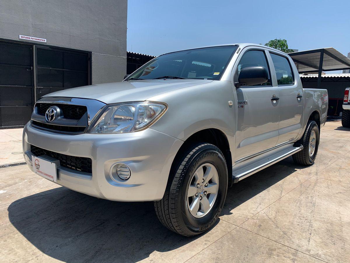 Toyota Hilux Cd D4 D 4x4 2 5 16v 102cv Tb Dies Diesel 4 Portas Cambio Manual Em Campo Grande Sf Carros E Camionetas