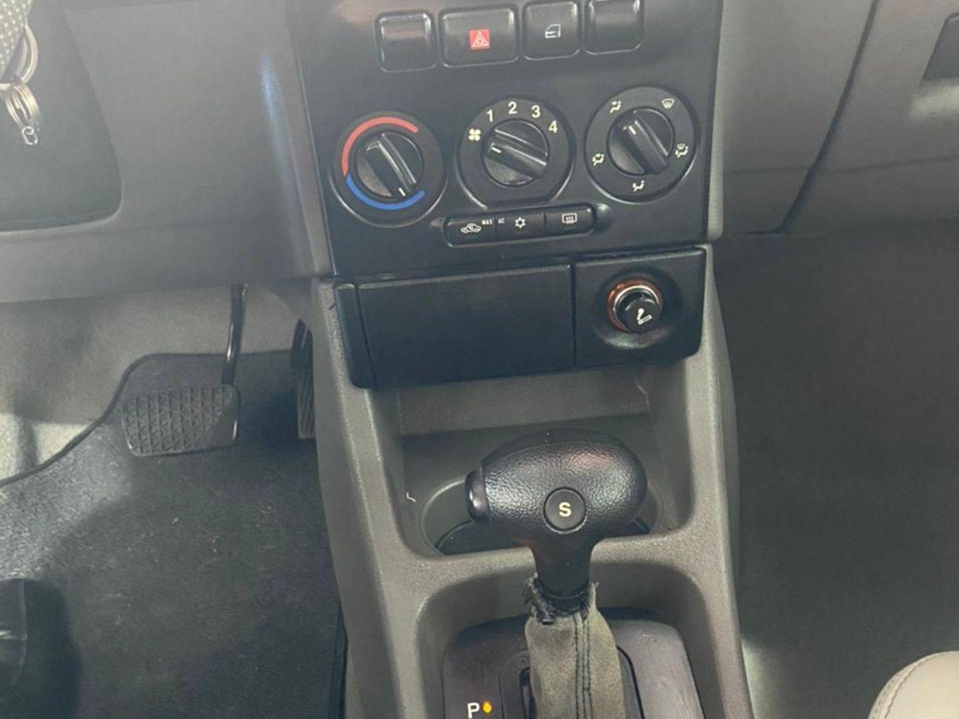 Chevrolet Zafira 2.0/ CD 2.0 16V  MPFI 5p