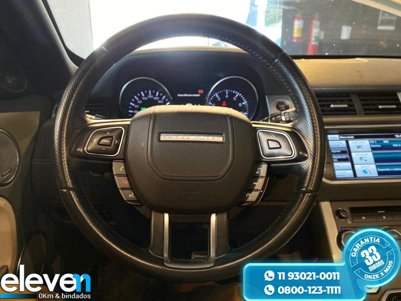 Land Rover Range R.EVO DYNAMIC. BLACK 2.0 Aut. 5p