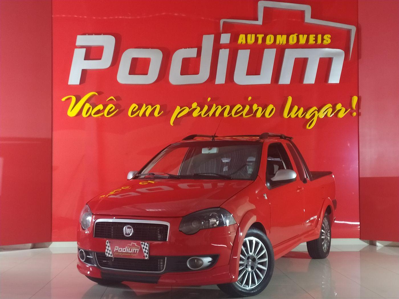 Fiat Strada Sporting 1.8 Flex 16V CE