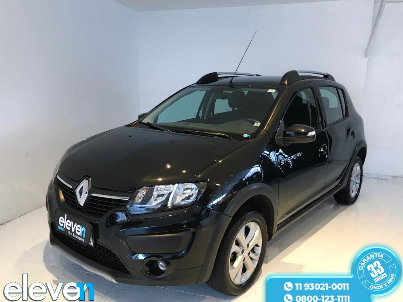 Renault SANDERO STEPWAY Hi-Power 1.6 8V 5p