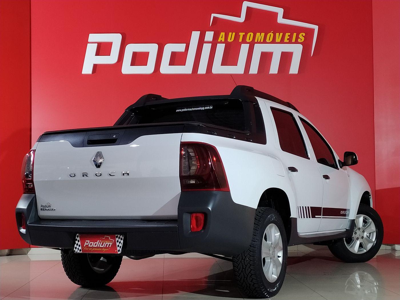 Renault DUSTER OROCH Exp. 1.6 Hi-Flex 16V  Mec.
