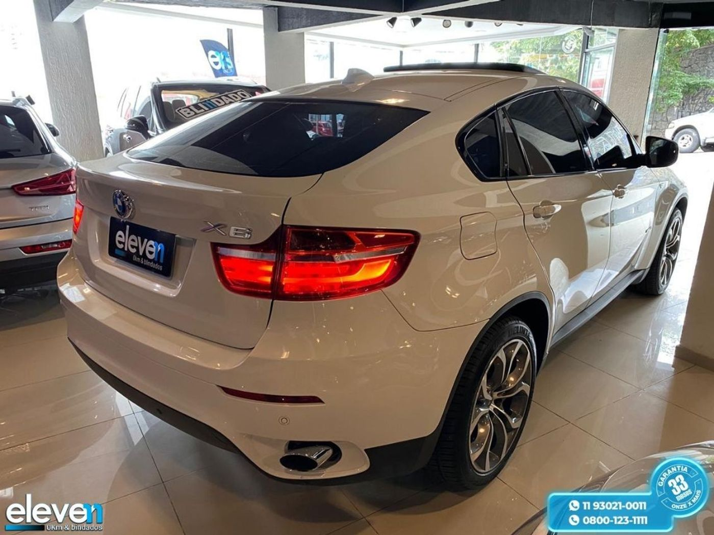BMW X6 XDRIVE 35i 3.0 306cv Bi-Turbo