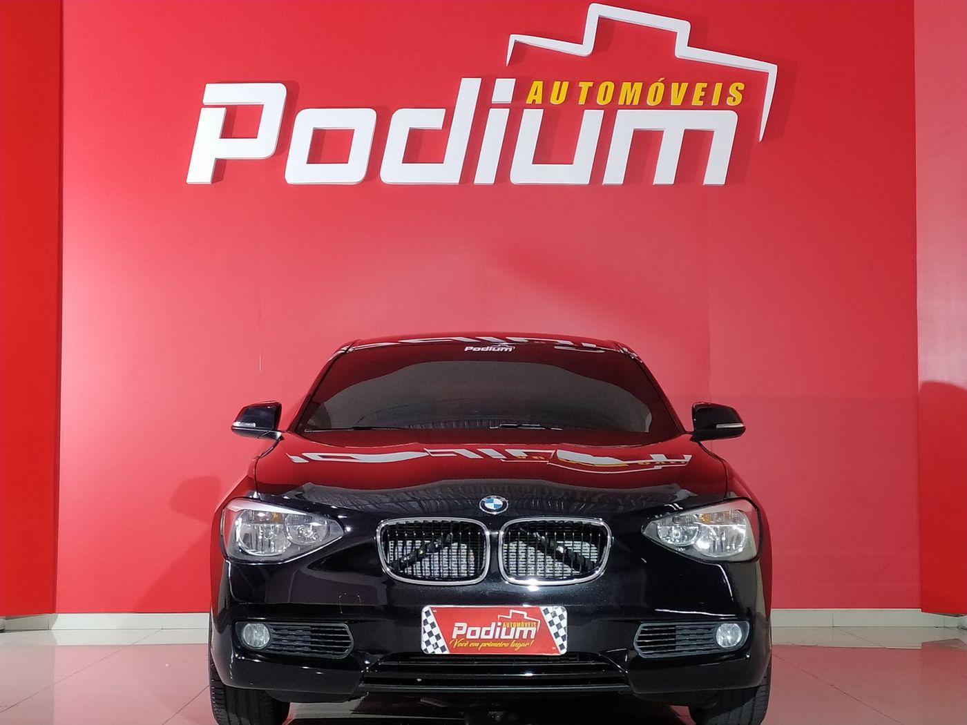 BMW 118iA Full 1.6 TB 16V 170cv 5p