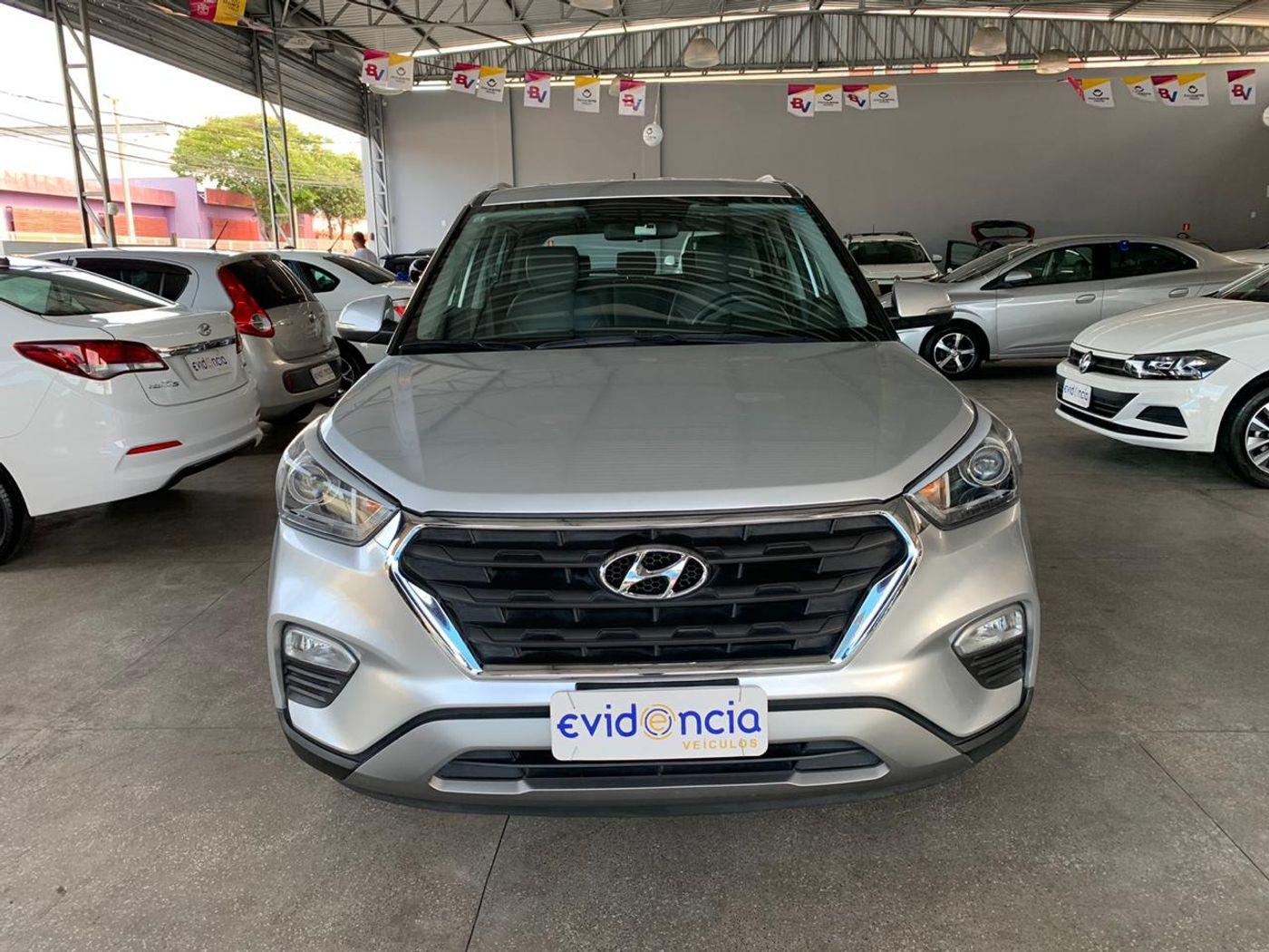 Hyundai Creta Pulse 2.0 16V Flex Aut.