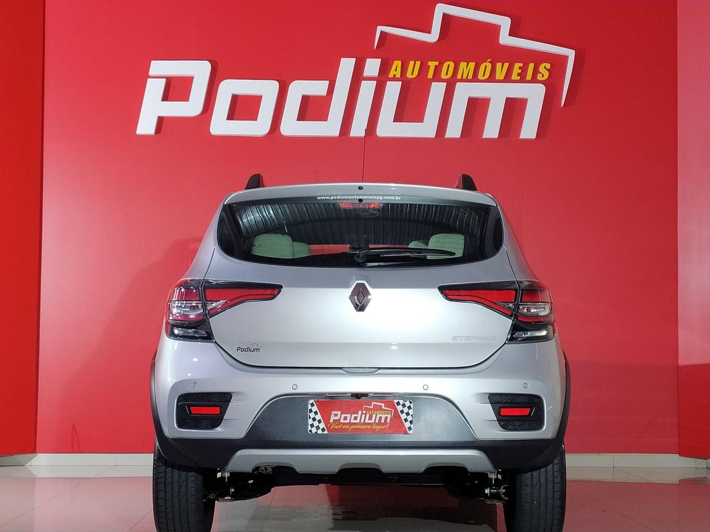 Renault STEPWAY Iconic Flex 1.6 16V Aut.