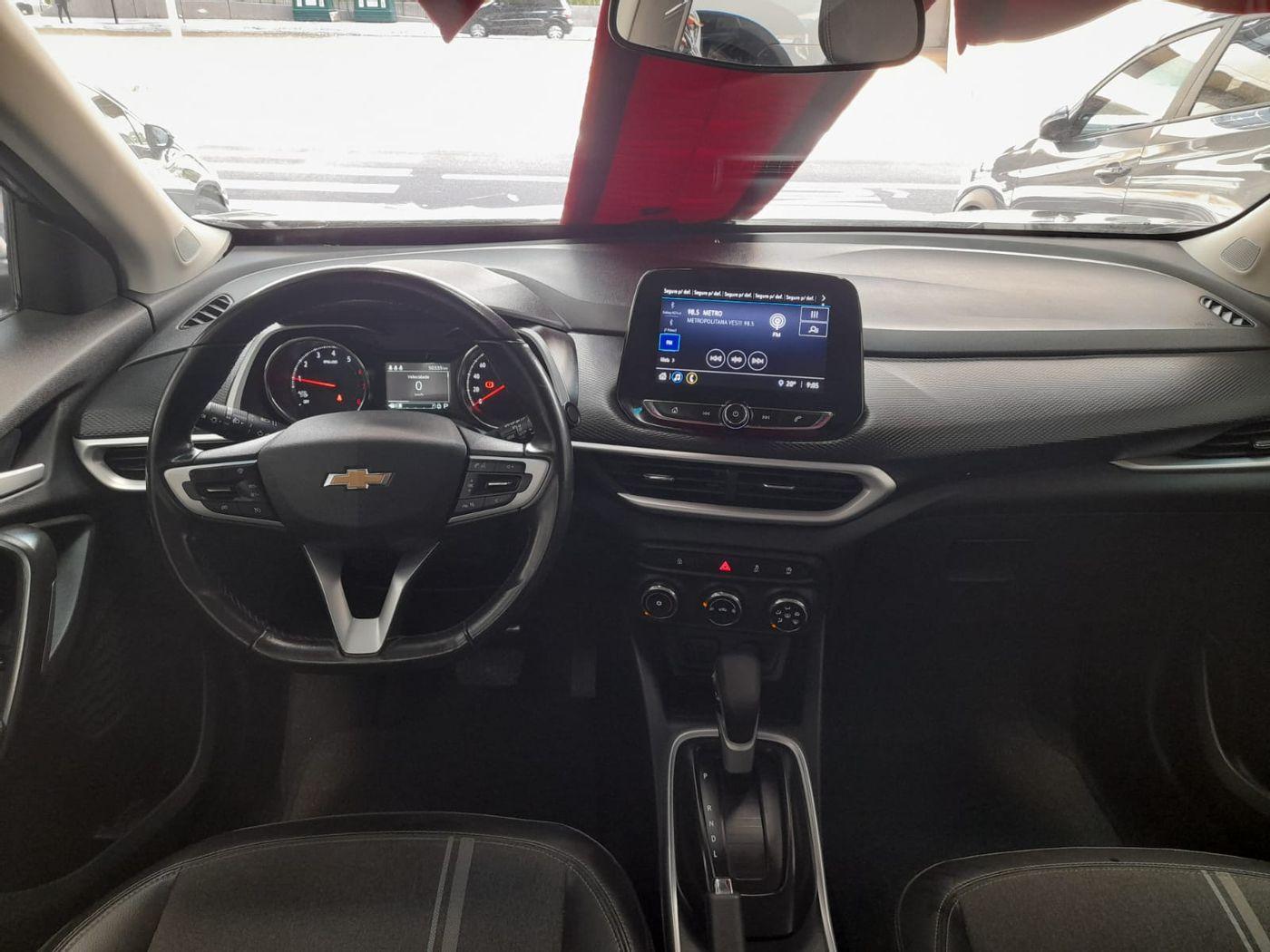 Chevrolet TRACKER LTZ 1.2 Turbo 12V Flex Aut.