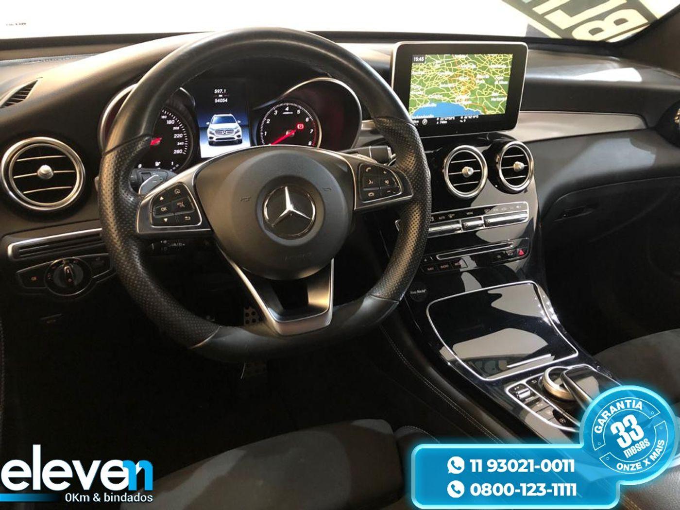 Mercedes GLC 250 4MATIC 2.0 TB 16V Aut.
