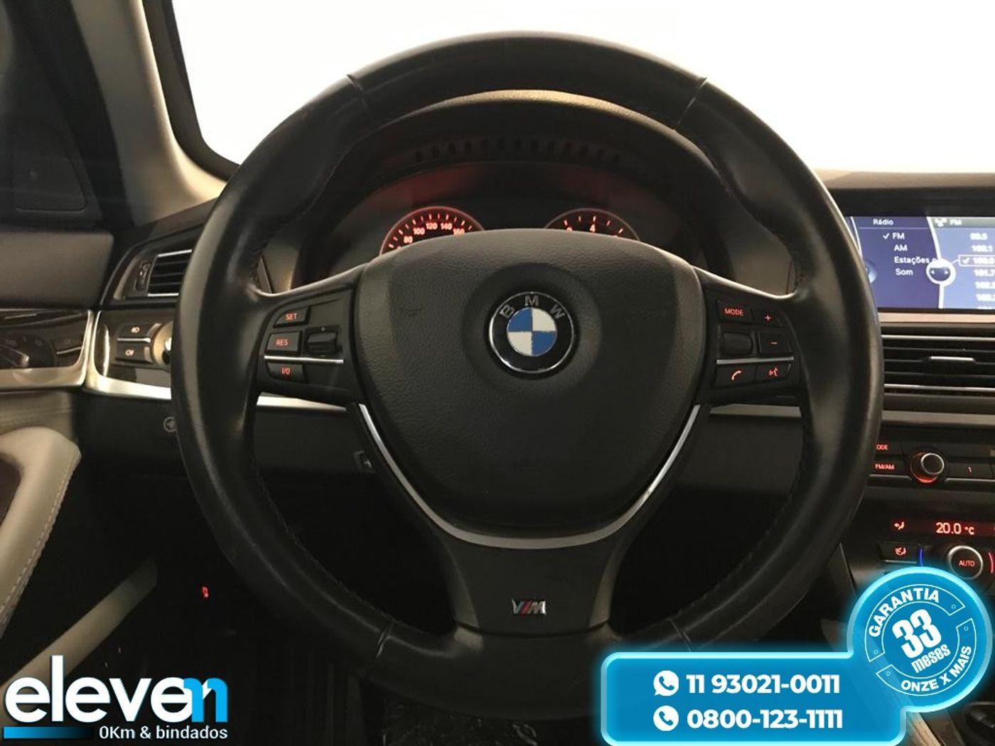 BMW 535IA M Sport 3.0 24v 306cv bi-turbo