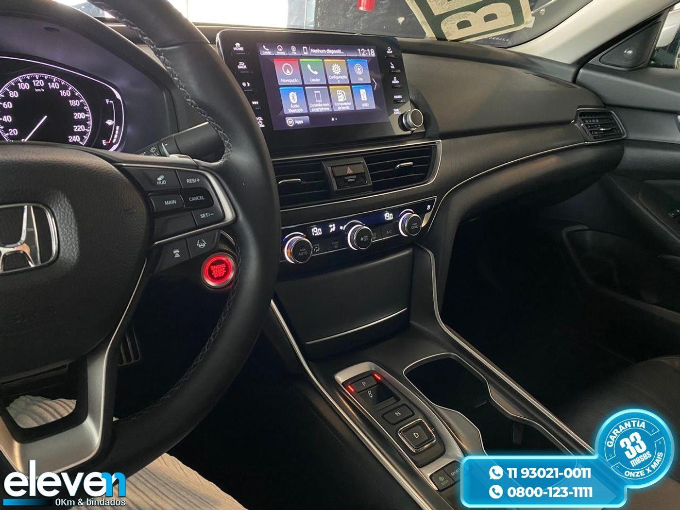 Honda Accord Sedan Touring 2.0 TB 16V Aut.