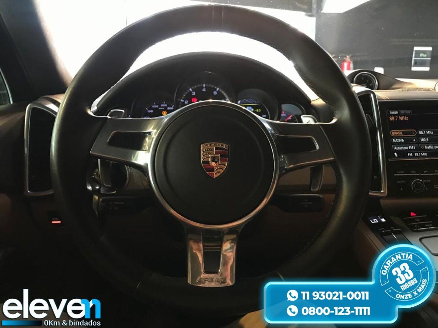 Porsche Cayenne Turbo 4.5/4.8