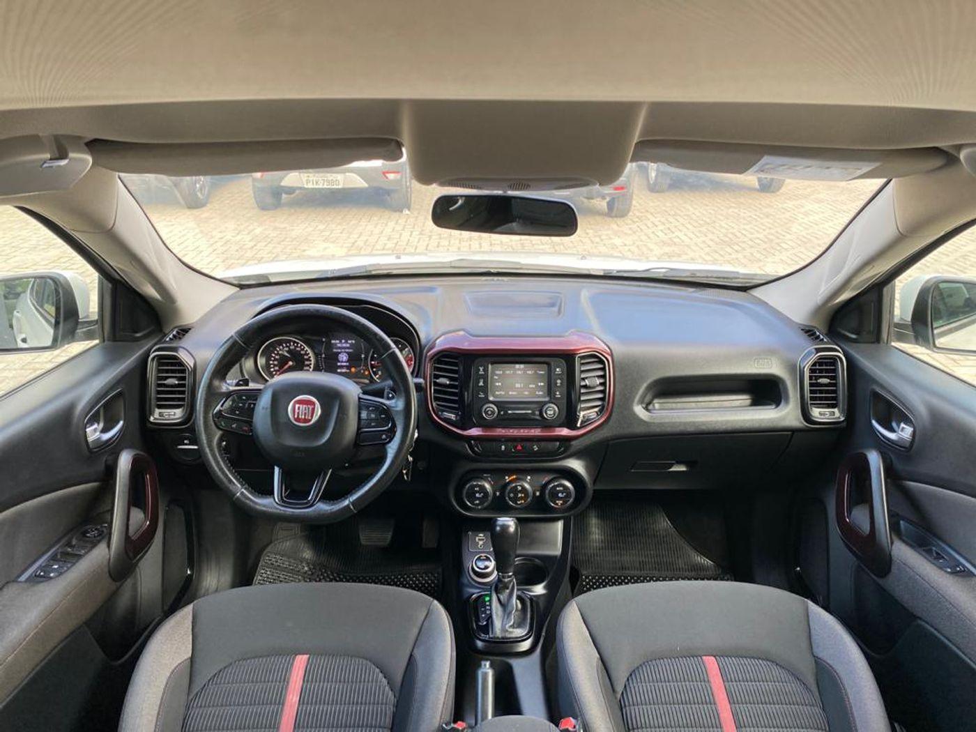 Fiat Toro Freedom 2.0 16V 4x4 Diesel Aut.
