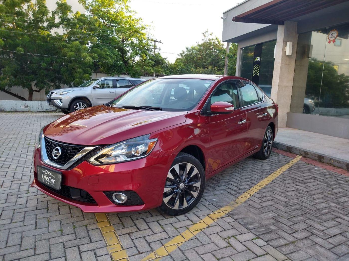 Nissan Sentra SL 2.0 FlexStart 16V Aut.