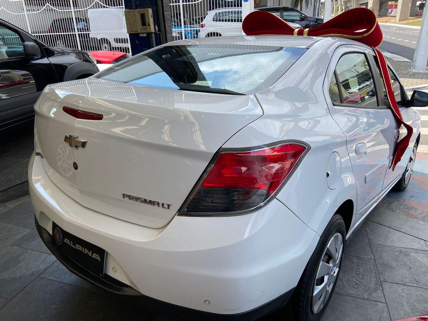 Chevrolet PRISMA Sed. LT 1.4 8V FlexPower 4p Aut.