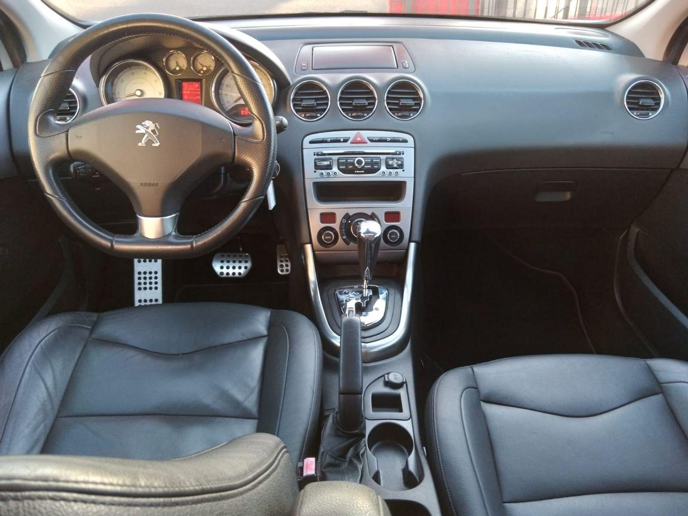 Peugeot 408 Sedan Griffe 1.6 Turbo 16V 4p Aut.