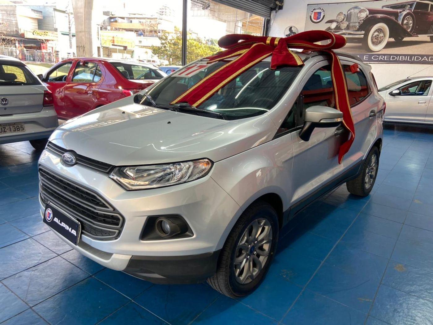 Ford EcoSport FREESTYLE 1.6 16V Flex 5p Aut.