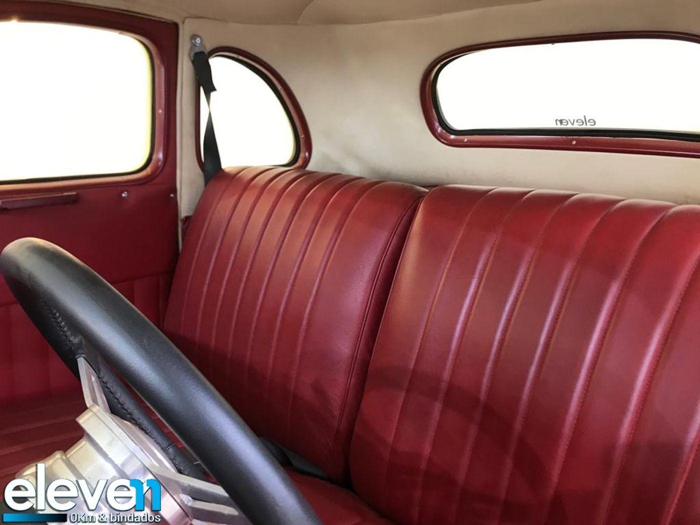 Ford FORD CUPÊ 1.2 8V GASOLINA 2P MANUAL