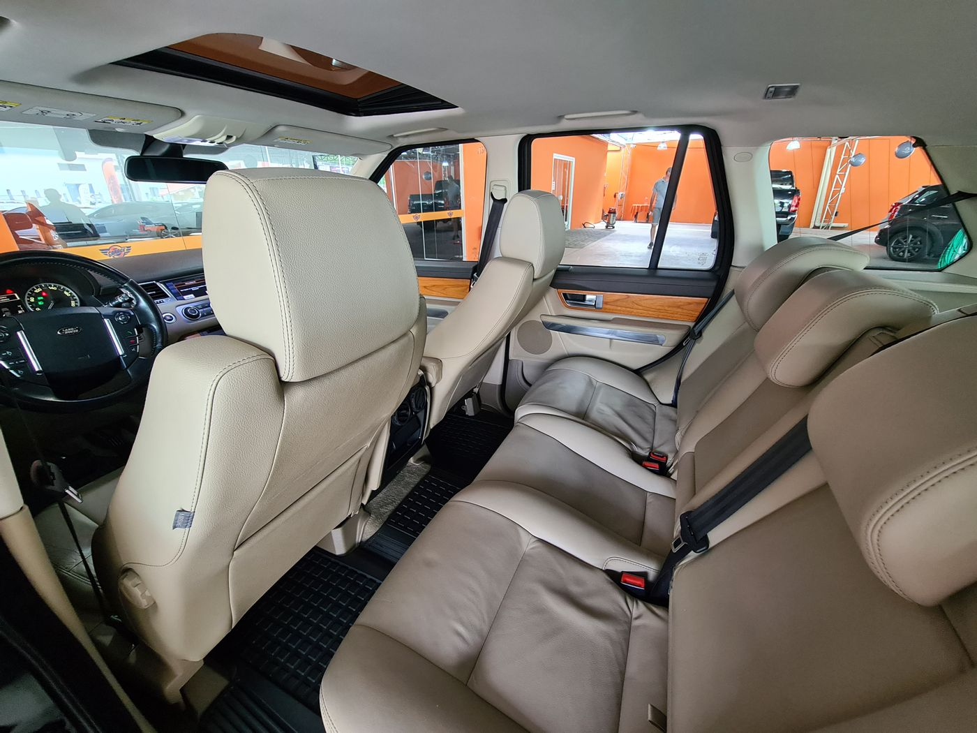 Land Rover Range R Sport Se 3 0 4x4 Tdv6 Sdv6 Dies Diesel 4 Portas Cambio Automatico Em Guaramirim Garage Car