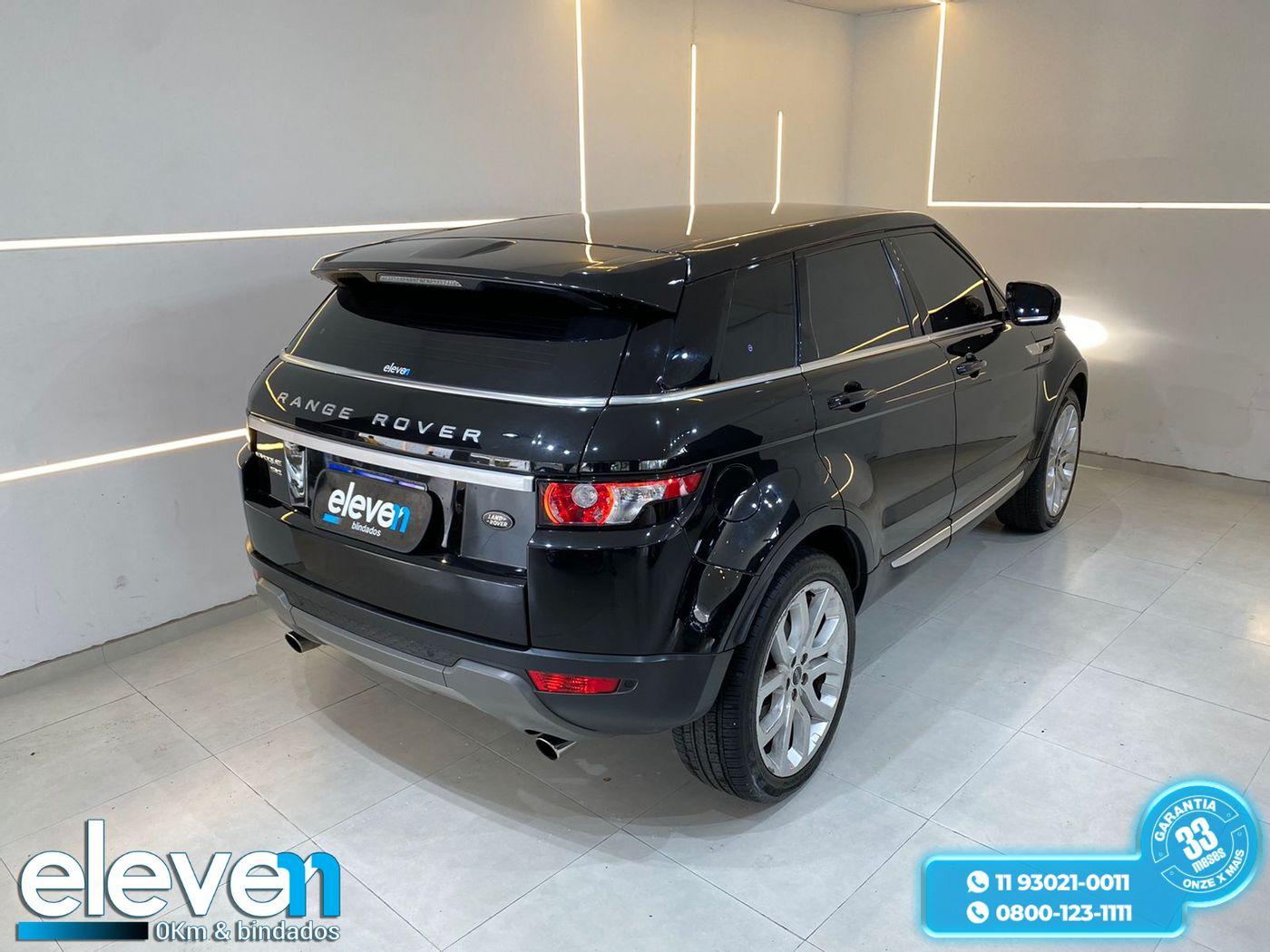 Land Rover Range R.EVOQUE Prestige 2.0 Aut. 5p
