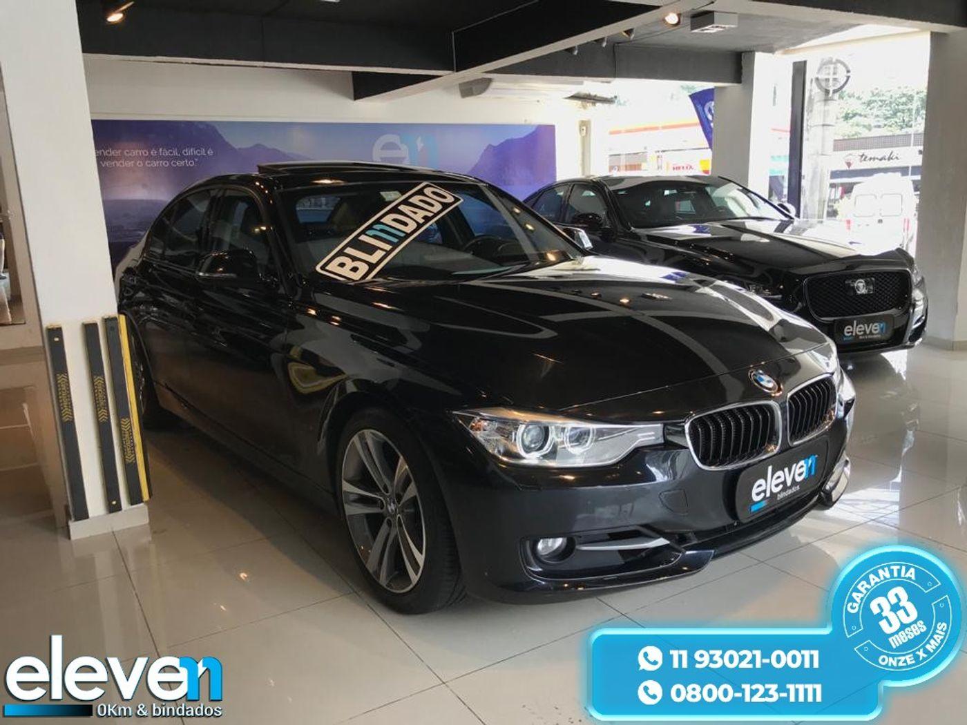 BMW 328iA GT M Sport 2.0 Turbo 16V 245cv 5p