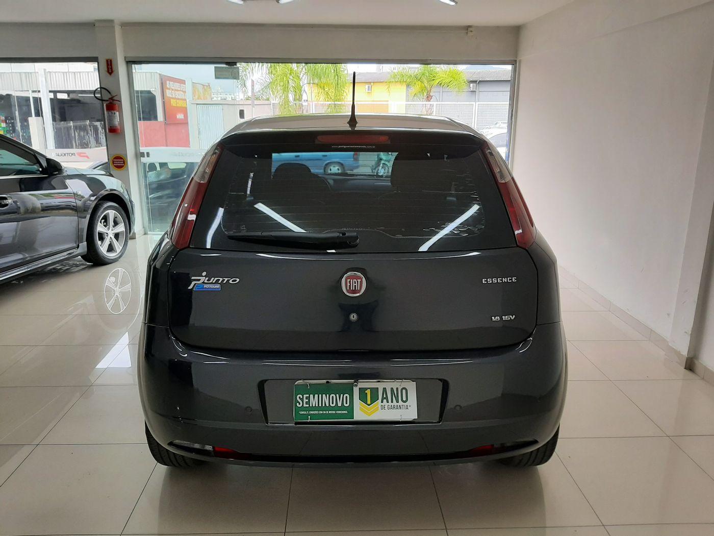 Fiat Punto ESSENCE Dualogic 1.8 Flex 16V 5p