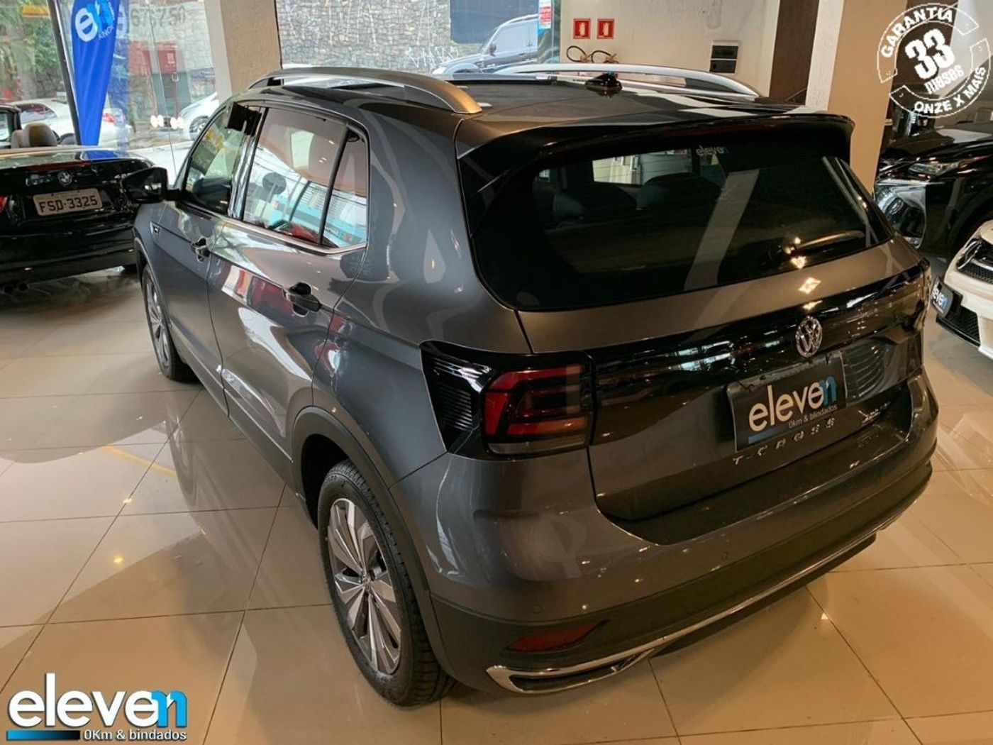 VolksWagen T-Cross Highline 1.4 TSI Flex 16V 5p Aut