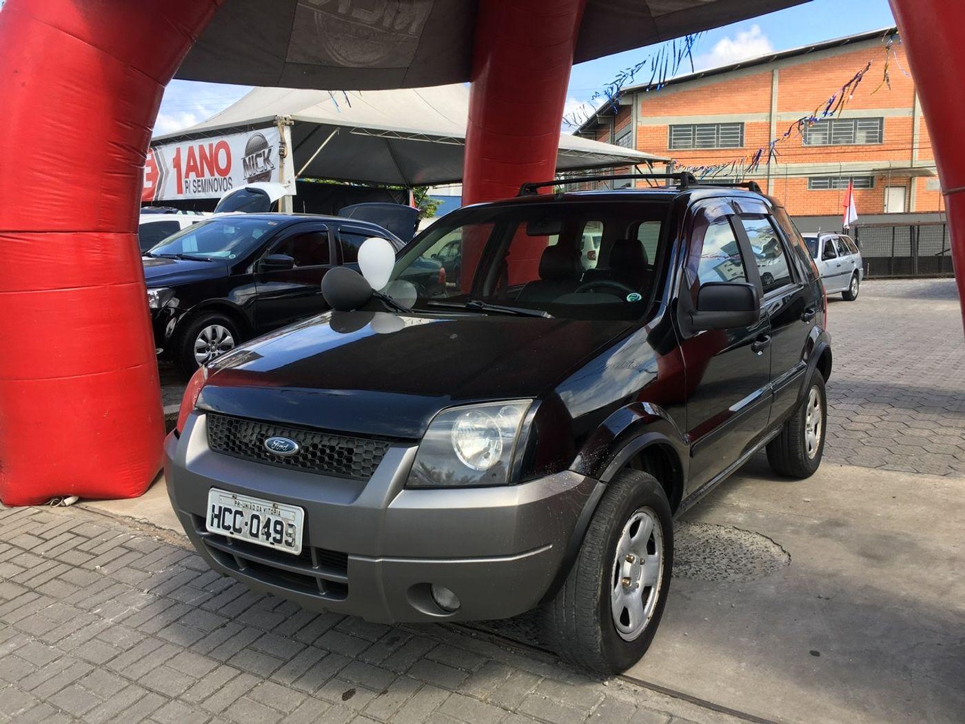 Ford EcoSport XLS 1.6/ 1.6 Flex 8V 5p