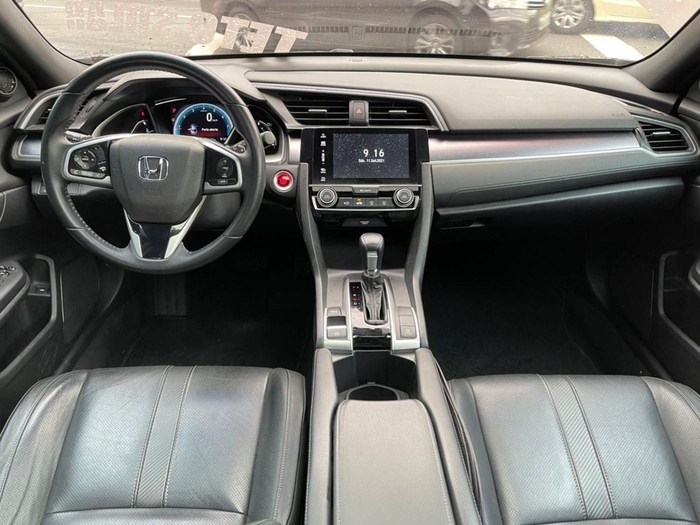 Honda Civic Sedan TOURING 1.5 Turbo 16V Aut.4p