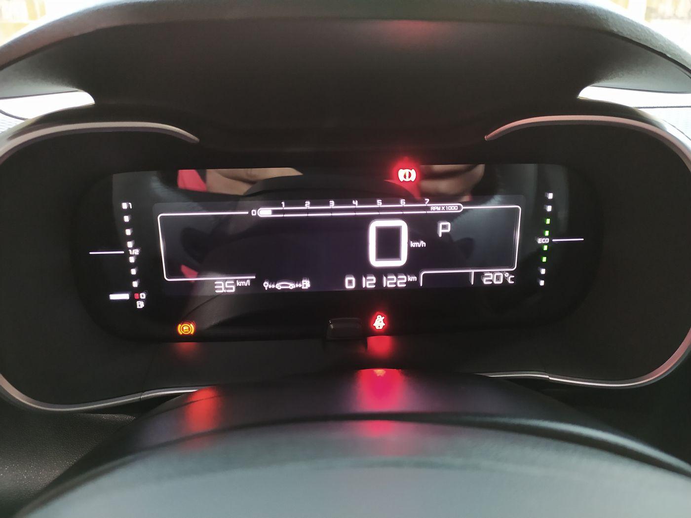 Citroën C4 CACTUS SHINE Pack 1.6 Turbo Flex Aut.