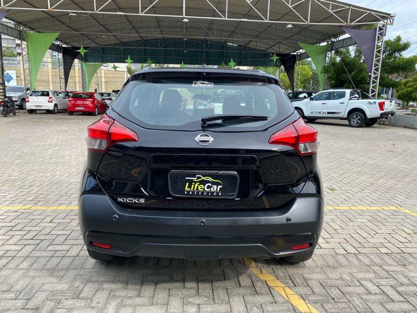 Nissan KICKS SV Limited 1.6 16V Flex 5p Aut.