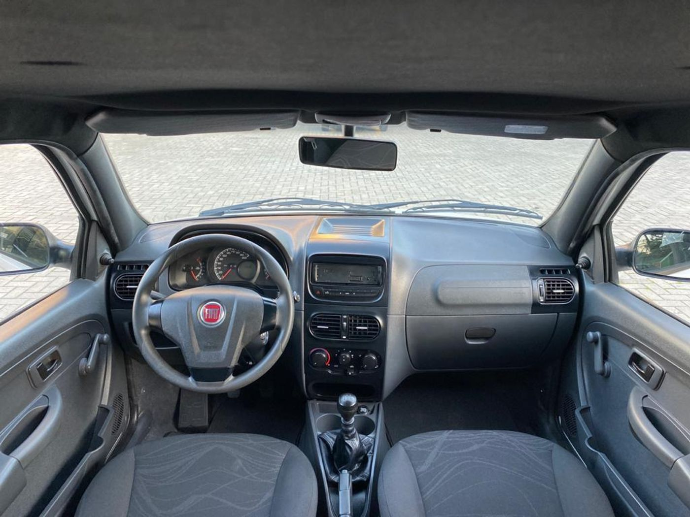 Fiat Strada Working HARD 1.4 Fire Flex 8V CD