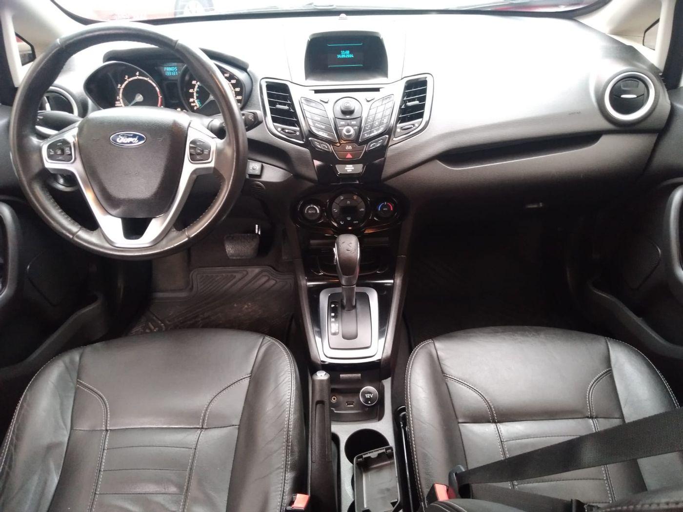 Ford Fiesta Sedan 1.6 16V Flex Aut.