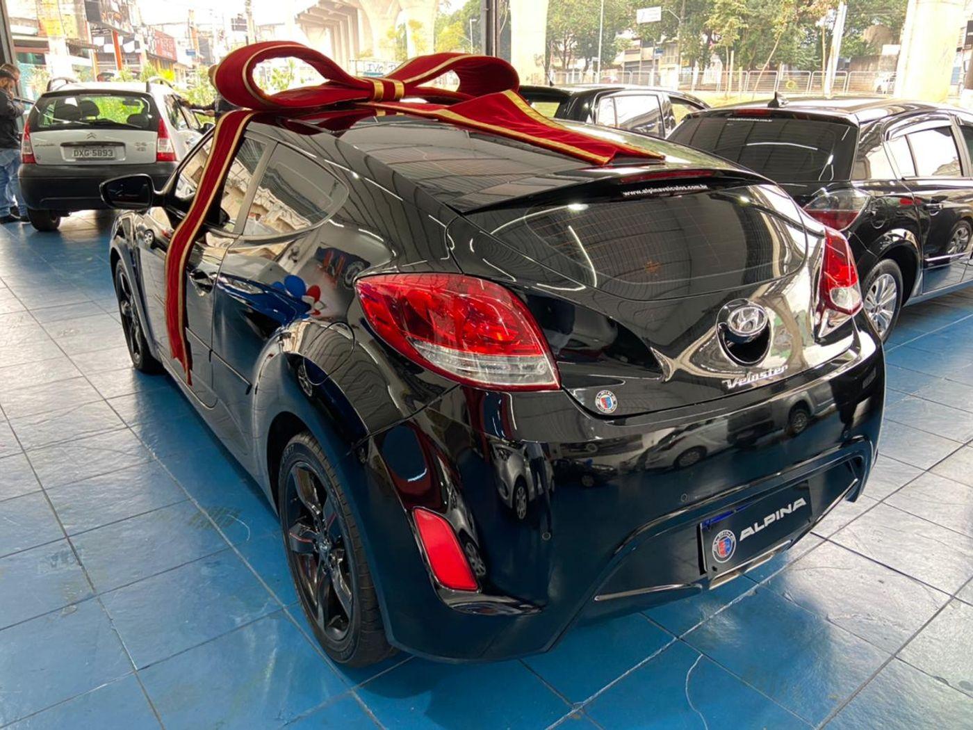 Hyundai Veloster 1.6 16V  140cv Aut.