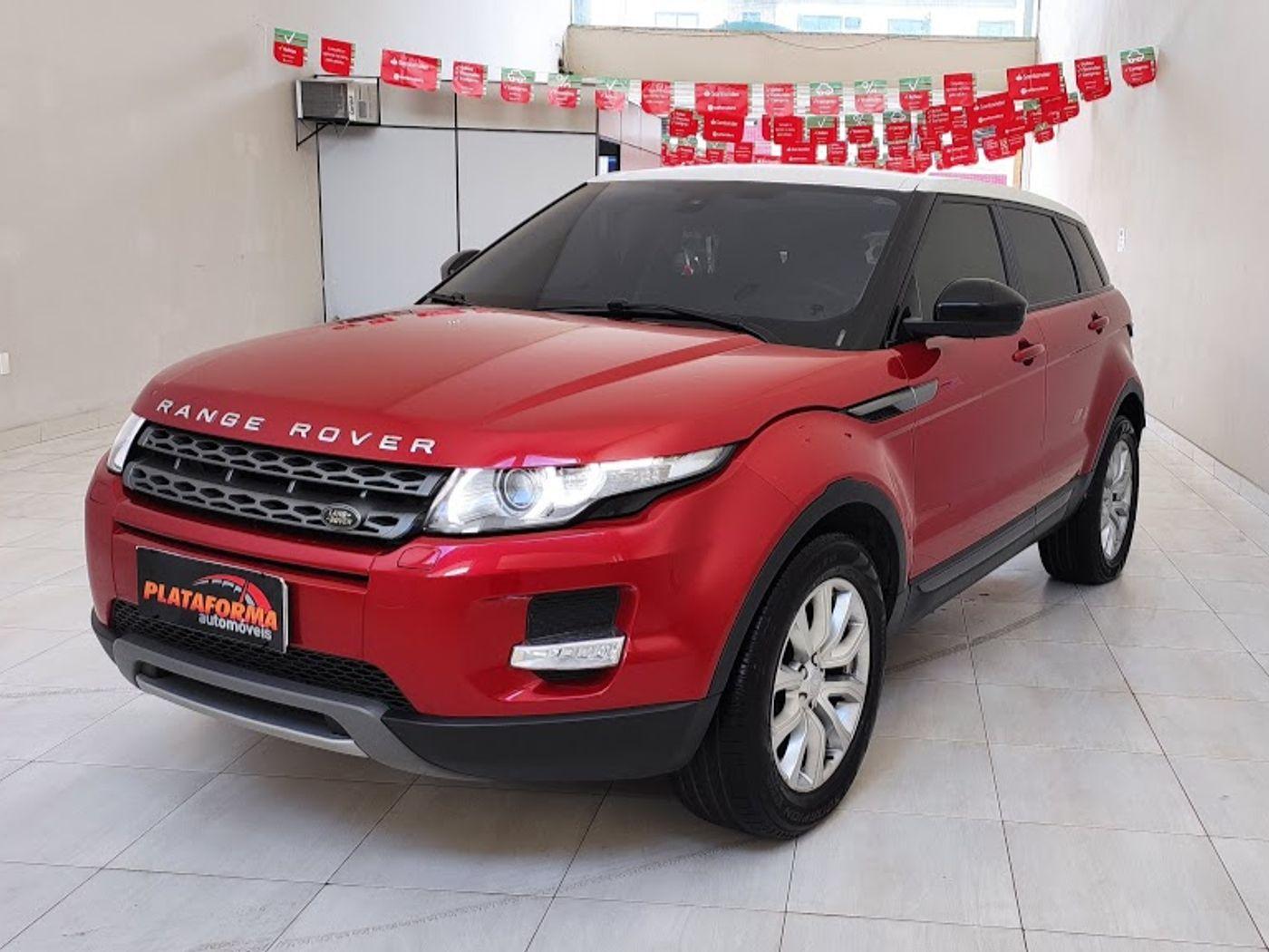 Land Rover Range R.EVOQUE Pure  2.0 Aut. 5p