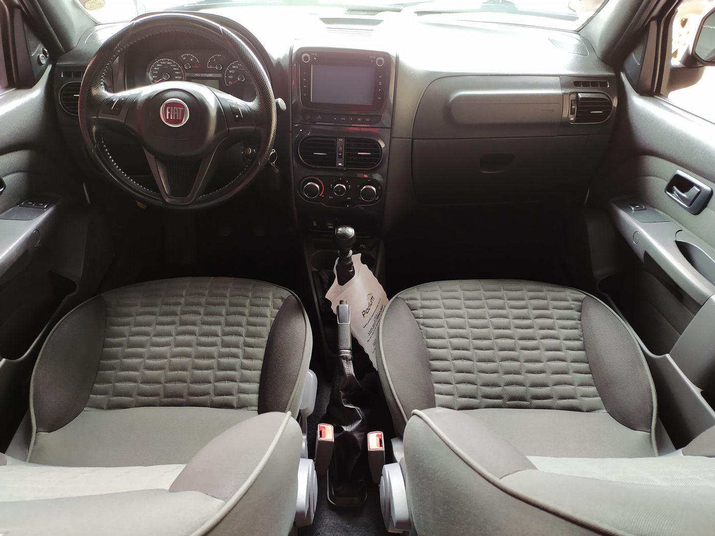 Fiat Strada Adventure1.8/ 1.8 LOCKER Flex CD