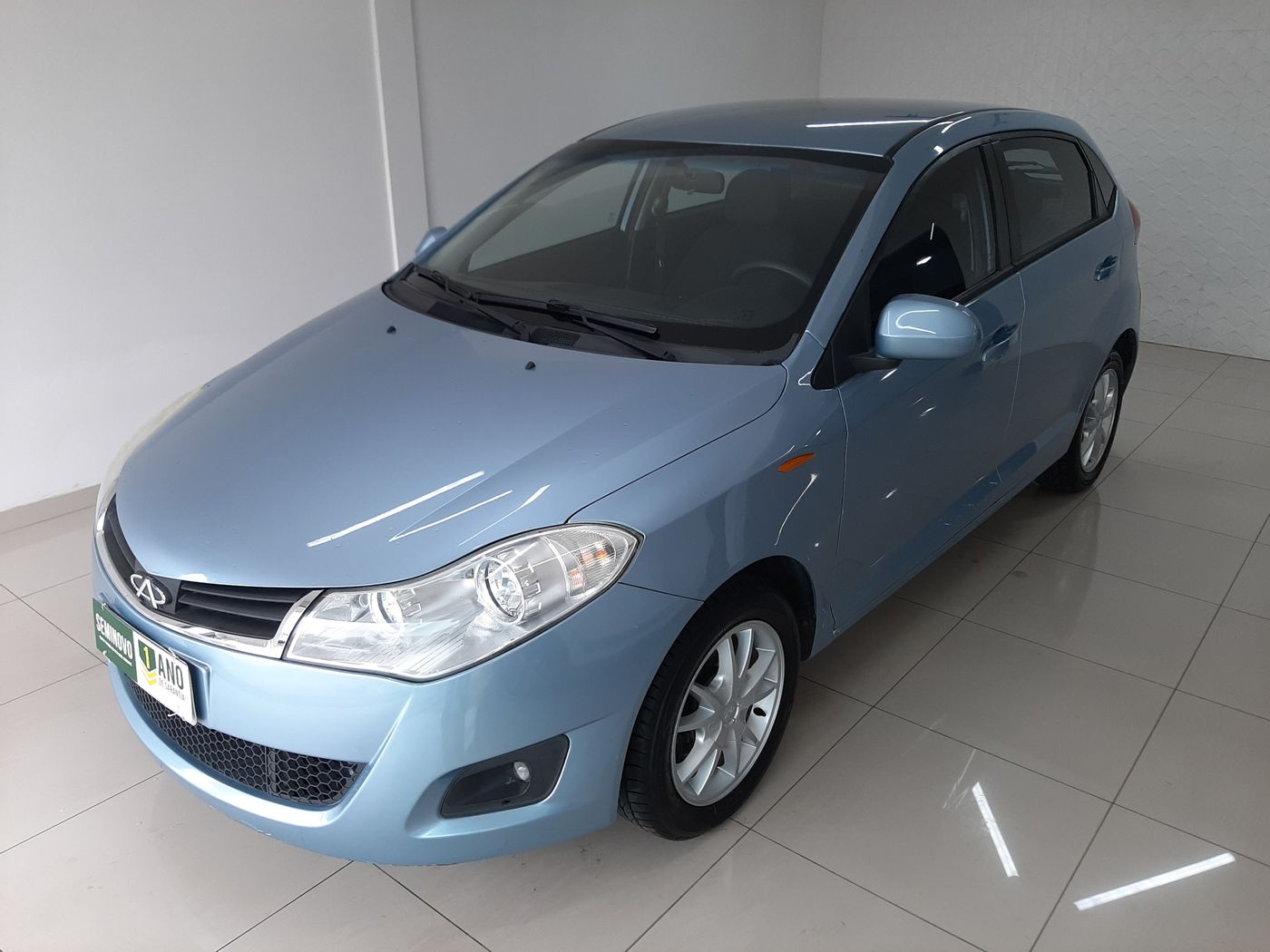 CHERY Celer Hatch 1.5 16V Flex 5p