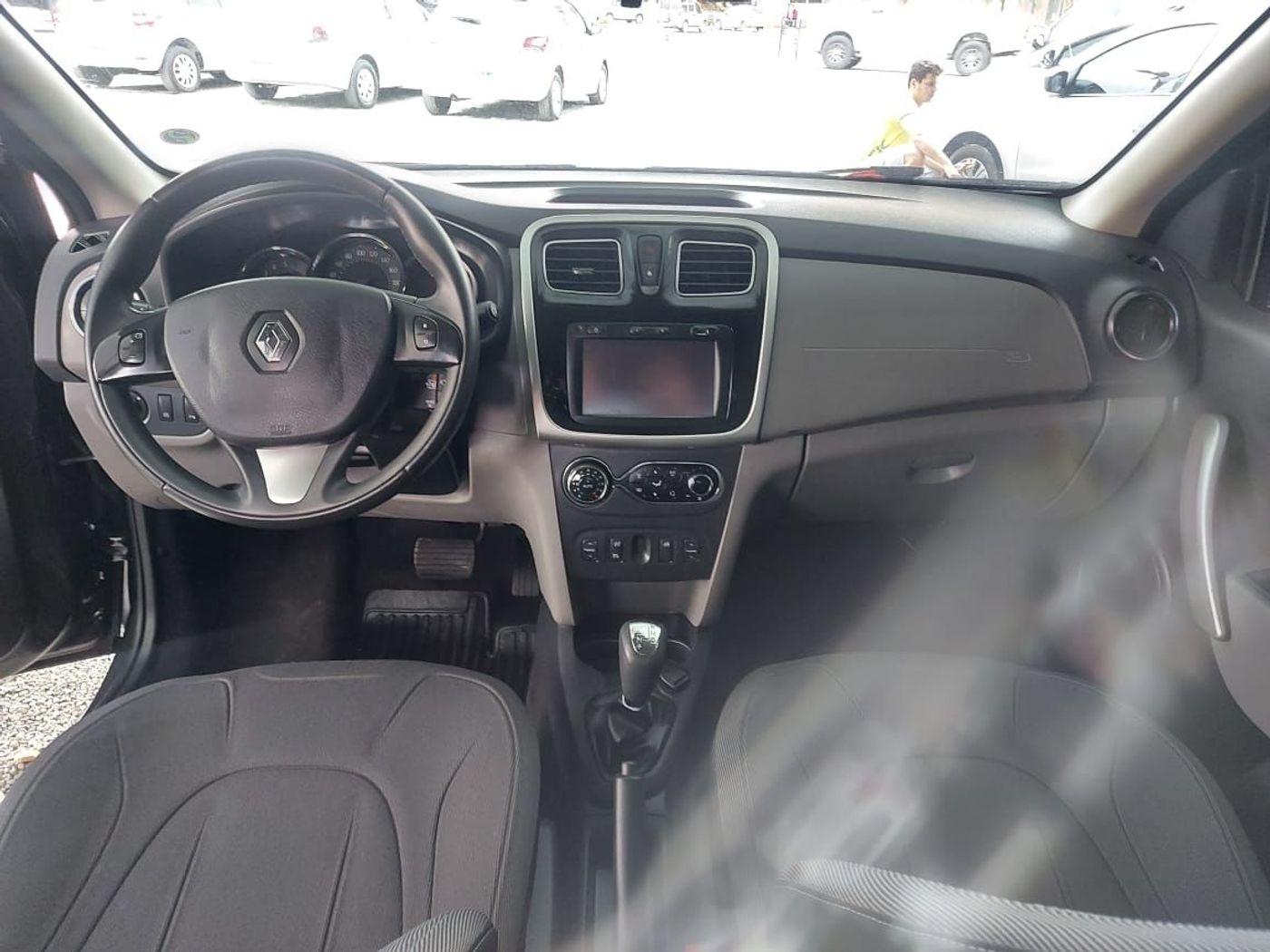 Renault LOGAN Dynamique EasyR Flex 1.6 16V 4p