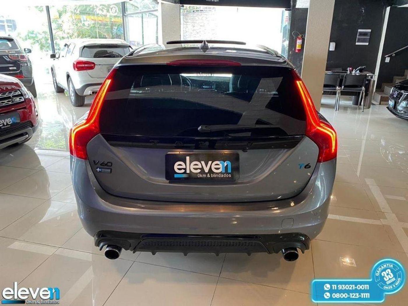 Volvo V60 T-6 R-DESIGN 2.0 FWD 4p