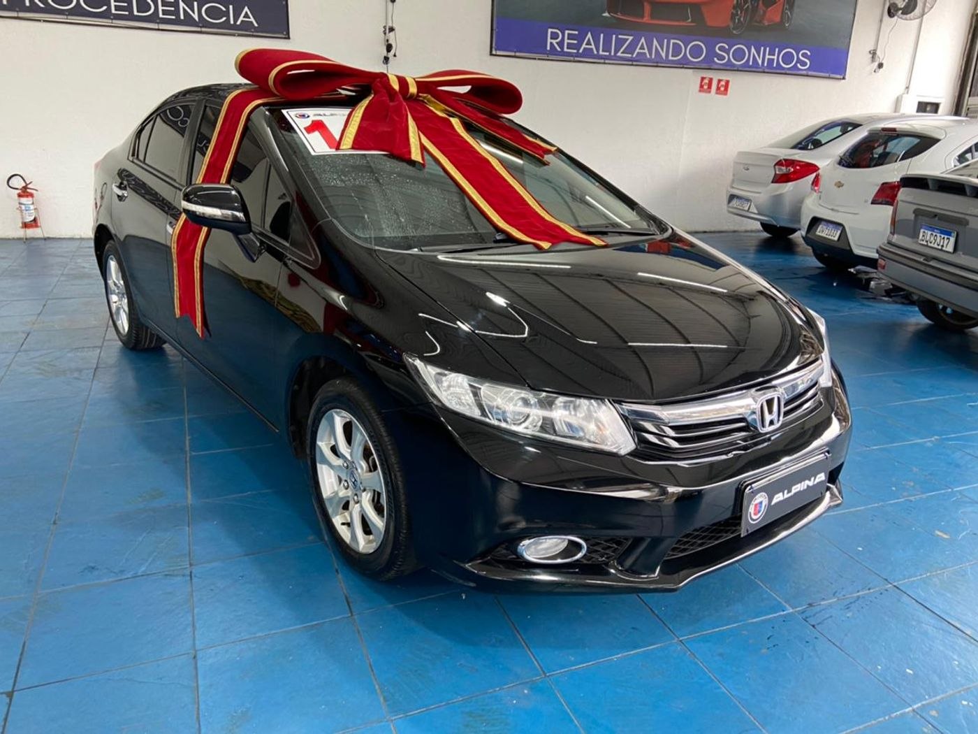 Honda Civic Sedan EXR 2.0 Flexone 16V Aut. 4p