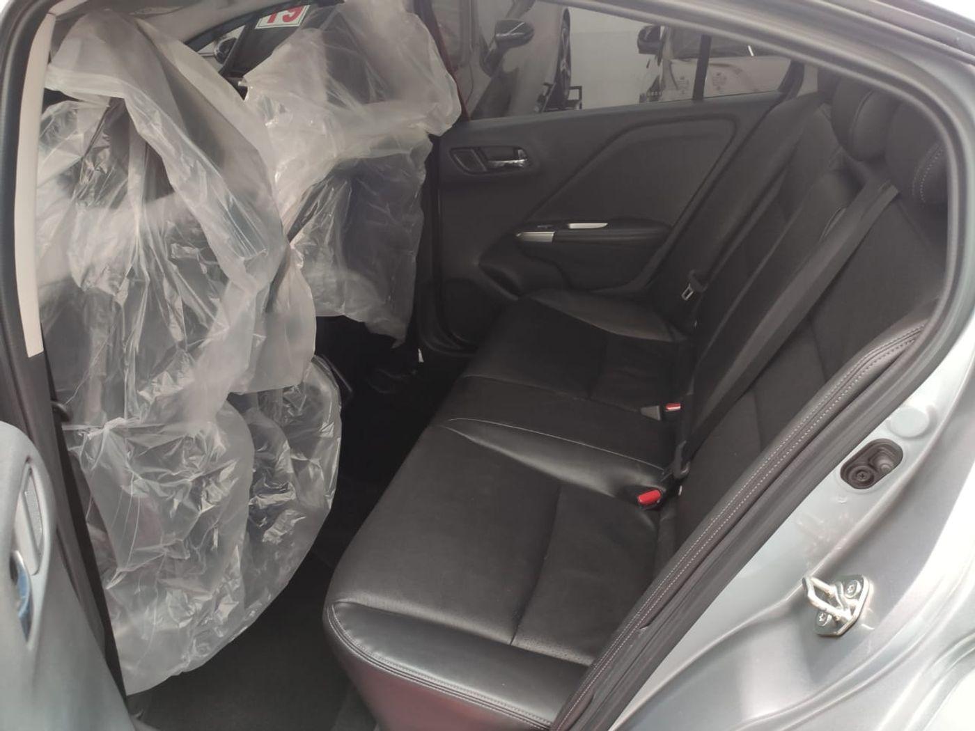 Honda CITY Sedan EXL 1.5 Flex  16V 4p Aut.