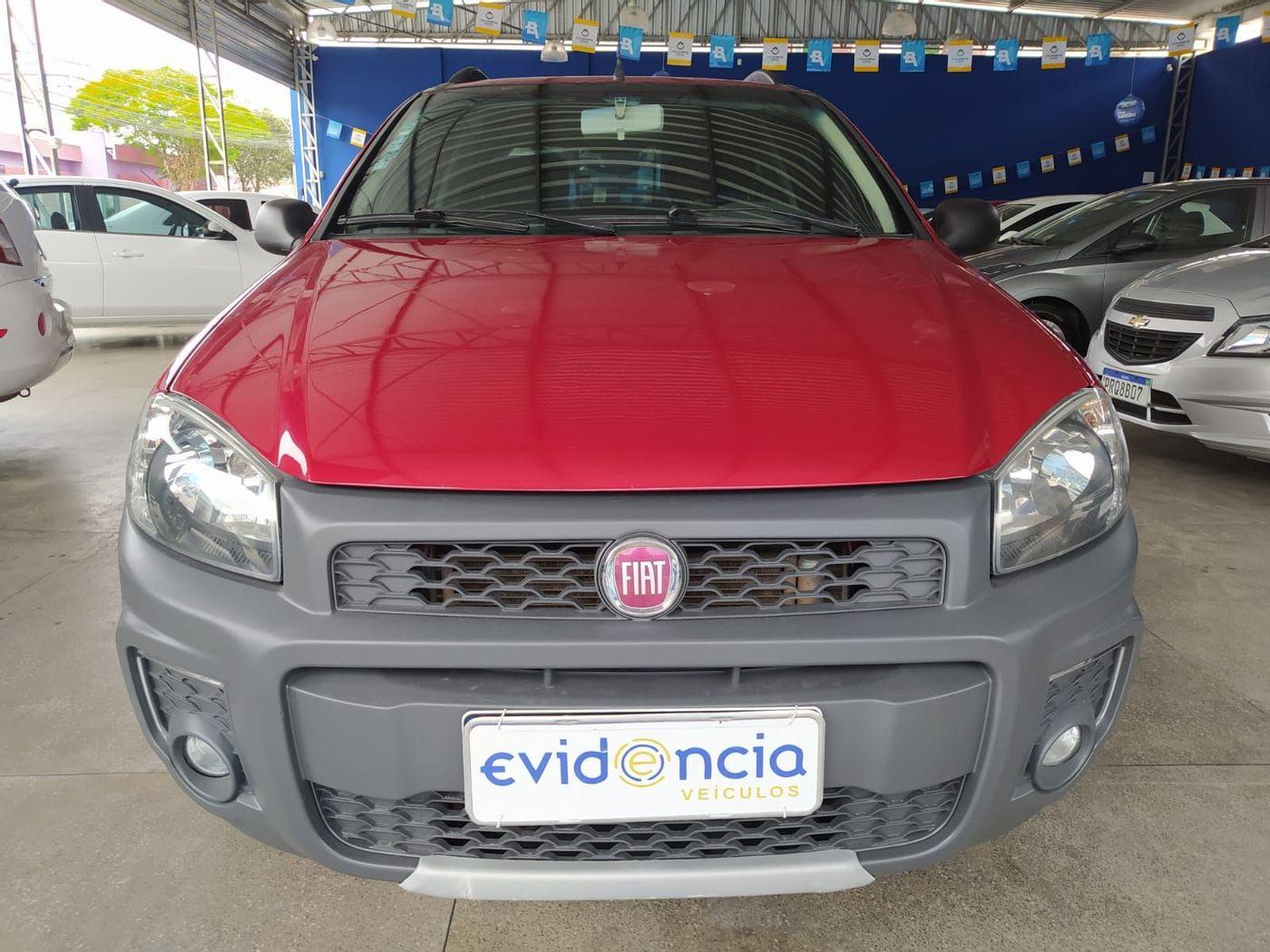 Fiat Strada Working Celeb.1.4 Fire Flex 8V CD