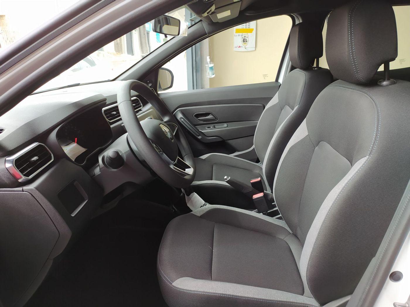 Renault DUSTER Zen 1.6 16V Flex Aut.