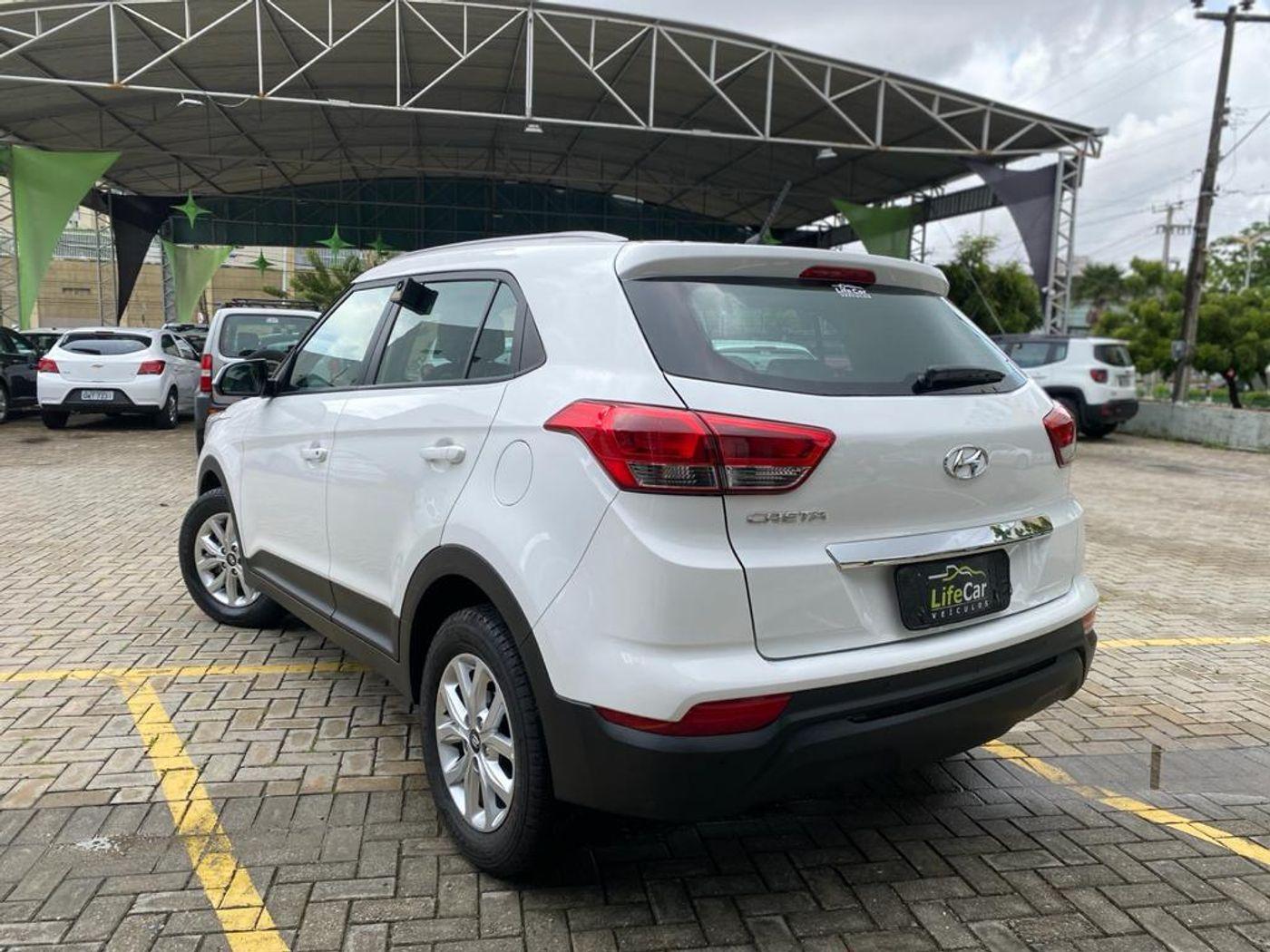 Hyundai Creta Smart 1.6 16V Flex Aut.