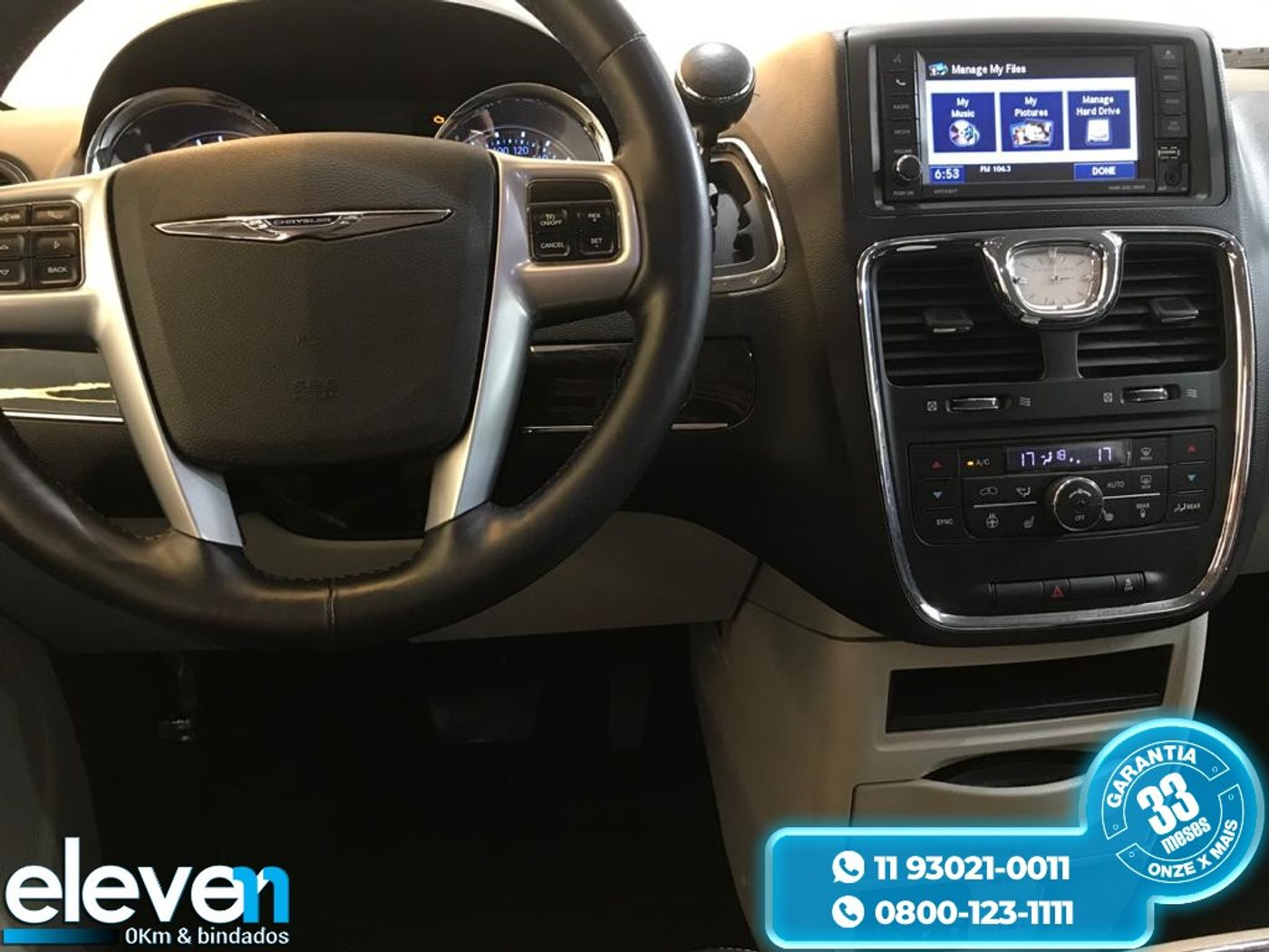 Chrysler TOWN & COUNTRY Touring 3.6 V6 Aut.