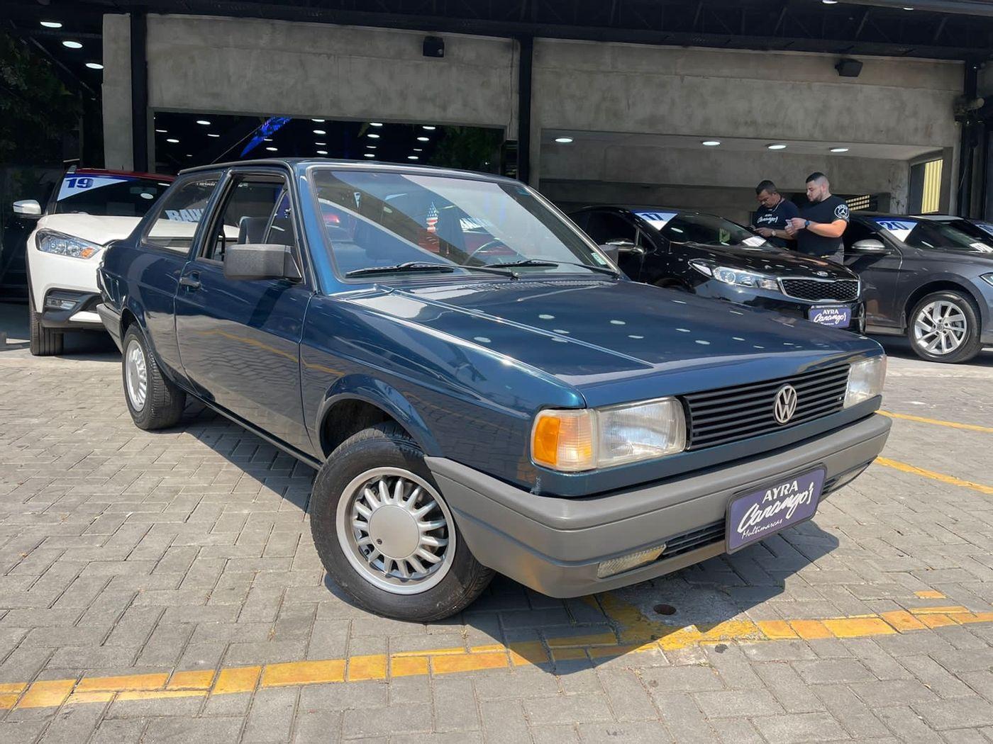 VolksWagen VOYAGE C/CL/Fox 1.6