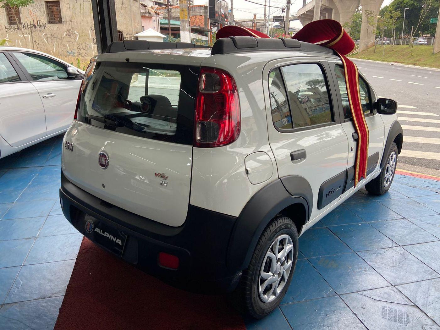 Fiat UNO WAY 1.4 EVO Fire Flex 8V 5p