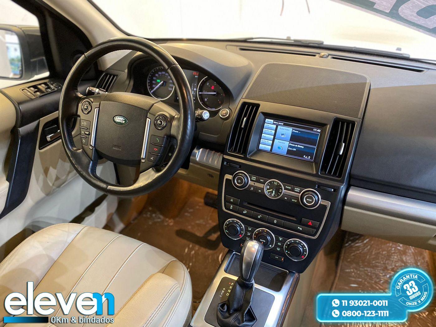 Land Rover Freelander2 SE 2.2 SD4 190cv T.Diesel