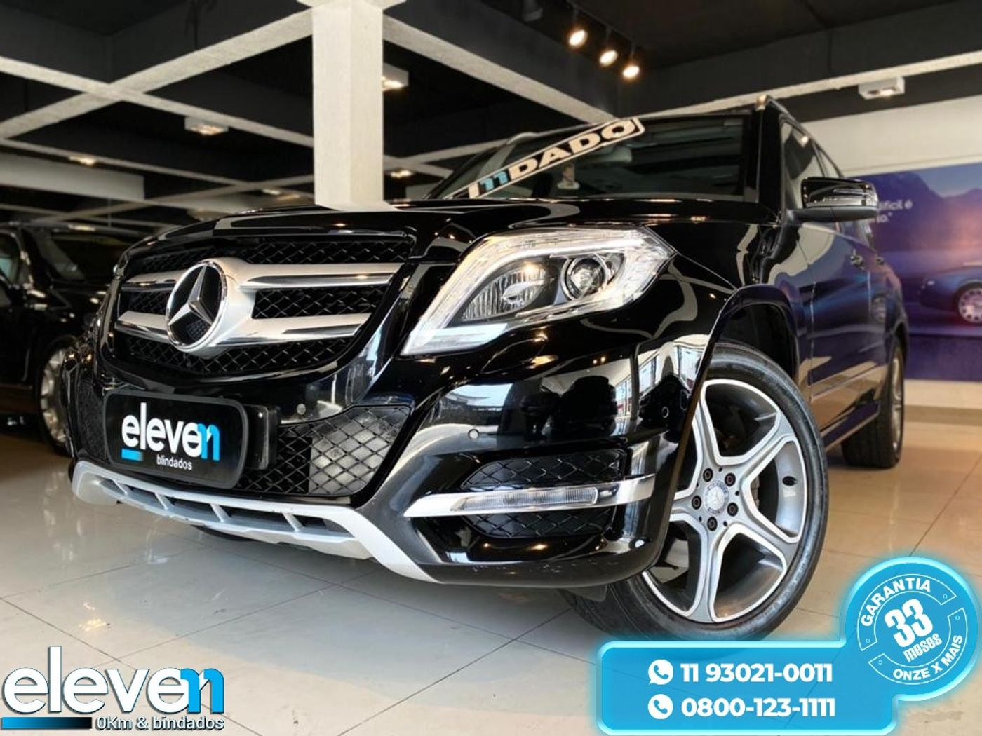 Mercedes GLK 220 Sport CDI 2.2 TB 4X4 Aut. Diesel