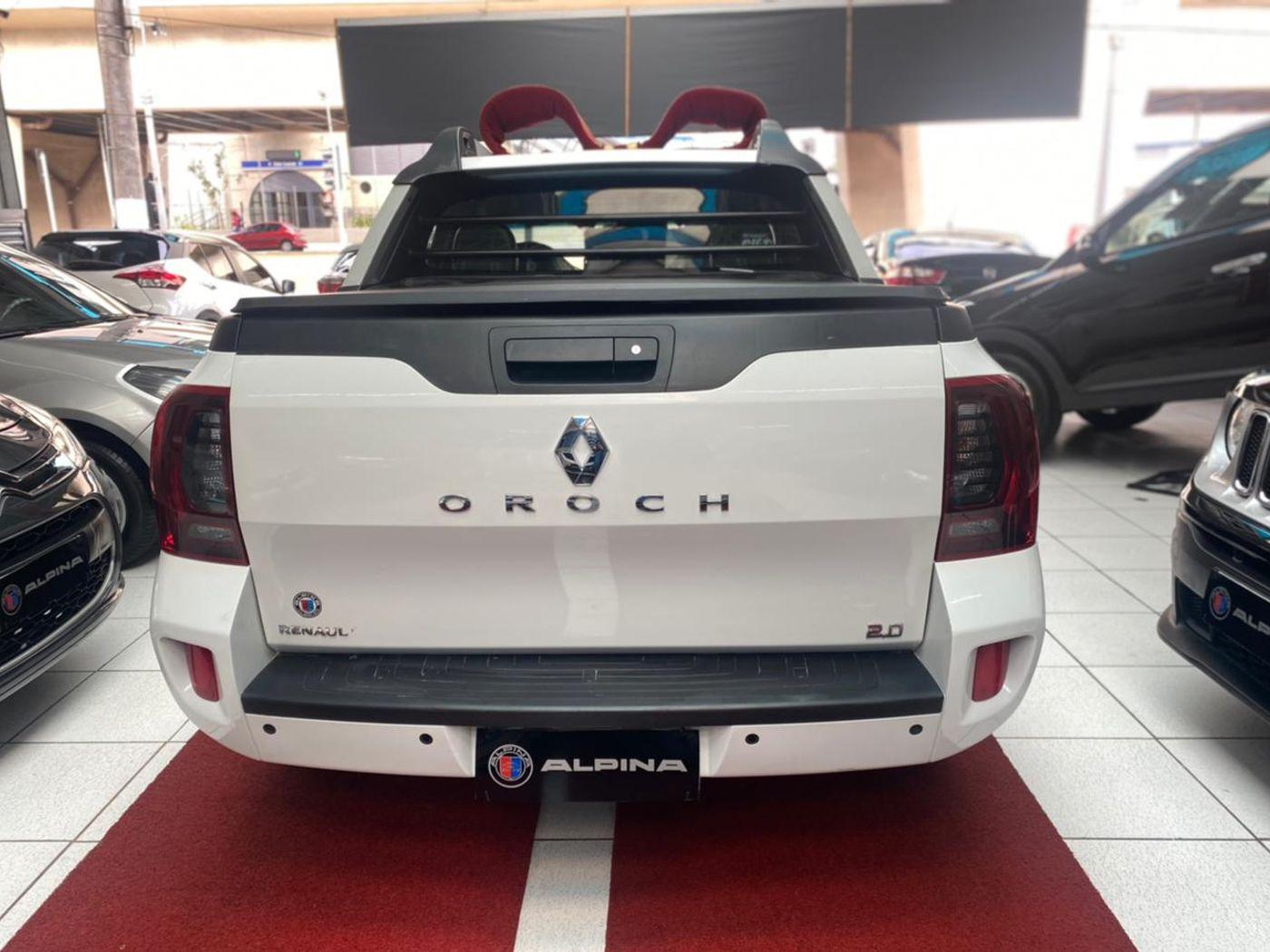 Renault DUSTER OROCH Dyna. 2.0 Flex 16V Aut.
