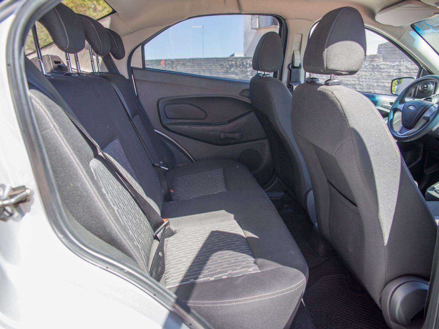 Ford Ka+ Sedan 1.0 TiVCT Flex 4p